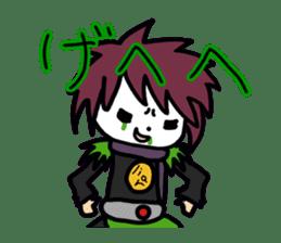 Raia-kun sticker #4765152