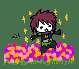 Raia-kun sticker #4765158