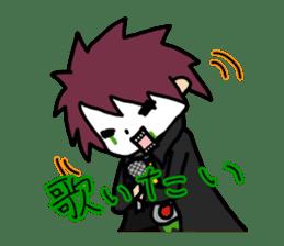 Raia-kun sticker #4765159