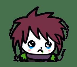 Raia-kun sticker #4765161