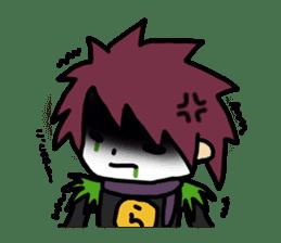 Raia-kun sticker #4765162