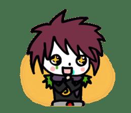 Raia-kun sticker #4765163