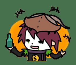 Raia-kun sticker #4765173