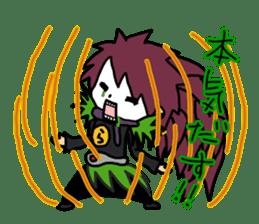 Raia-kun sticker #4765180