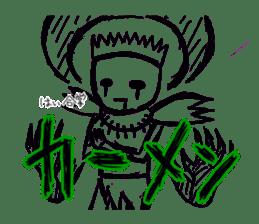 Raia-kun sticker #4765182