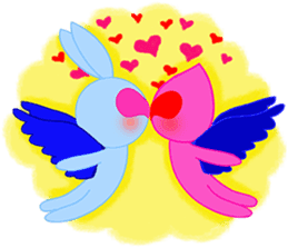 Happy felice's walnut planet's baby 3 sticker #4765230