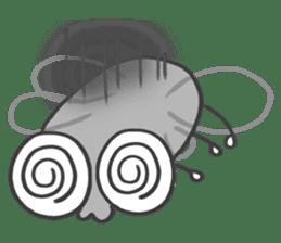 Poo Poo Housefly sticker #4765745