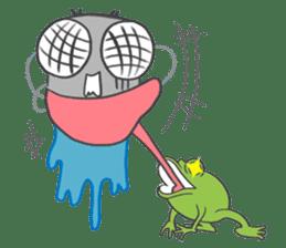 Poo Poo Housefly sticker #4765764