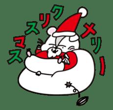 Kawaii hamsters sticker #4766822