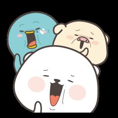 BearBearJoke 2 (Taiwanese)