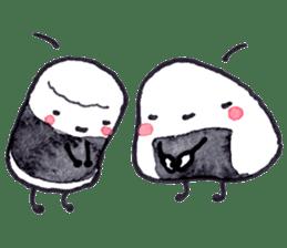 Onigirin English Edition sticker #4768585
