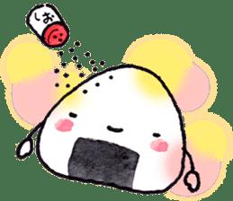 Onigirin English Edition sticker #4768594