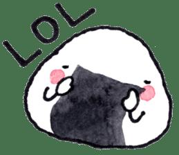 Onigirin English Edition sticker #4768601