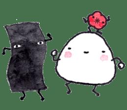 Onigirin English Edition sticker #4768605