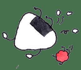 Onigirin English Edition sticker #4768607