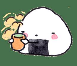 Onigirin English Edition sticker #4768610