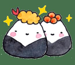 Onigirin English Edition sticker #4768613
