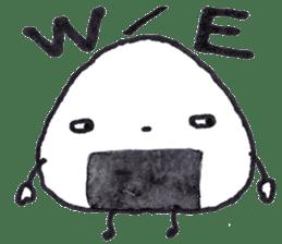 Onigirin English Edition sticker #4768614