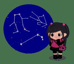 She Sees Star sticker #4768888