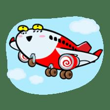 AIrMan sticker #4769843