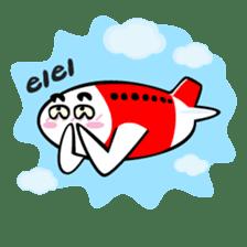 AIrMan sticker #4769857