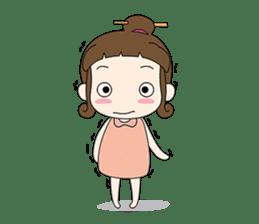 Sunny day 'Bori' sticker #4770131