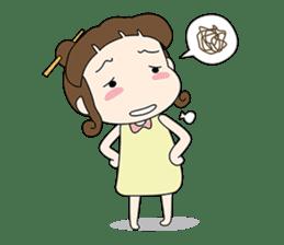 Sunny day 'Bori' sticker #4770135