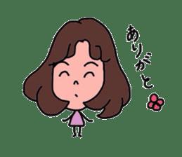 KANAMINA friends sticker #4770427
