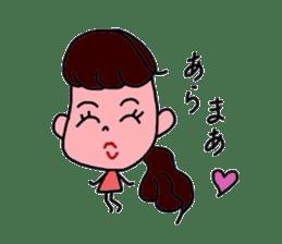 KANAMINA friends sticker #4770448