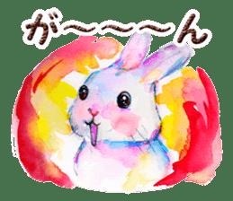 Heart is healed Sticker sticker #4770576
