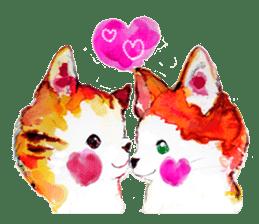 Heart is healed Sticker sticker #4770577