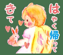 Heart is healed Sticker sticker #4770582