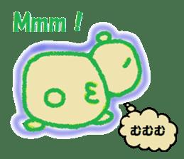 Watamanju sticker #4771428