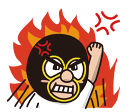 KURO GOMAN sticker #4773464