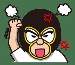 KURO GOMAN sticker #4773465