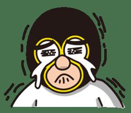 KURO GOMAN sticker #4773469