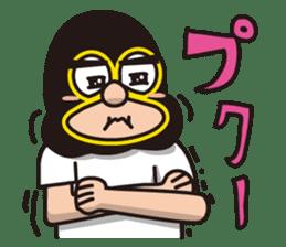 KURO GOMAN sticker #4773471