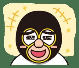 KURO GOMAN sticker #4773473