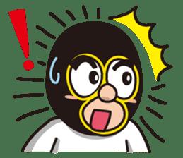 KURO GOMAN sticker #4773476