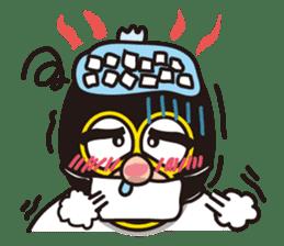 KURO GOMAN sticker #4773491