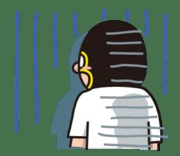 KURO GOMAN sticker #4773492