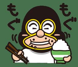 KURO GOMAN sticker #4773499