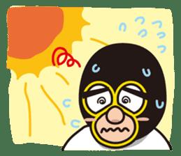 KURO GOMAN sticker #4773502