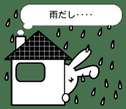 NekuRabbit(a shut-in) sticker #4773866