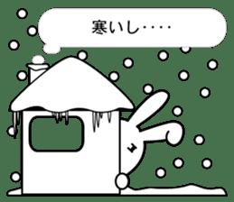 NekuRabbit(a shut-in) sticker #4773867