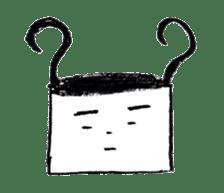 shikaku sankaku tokidoki maru sticker #4774200