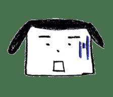 shikaku sankaku tokidoki maru sticker #4774201