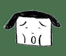 shikaku sankaku tokidoki maru sticker #4774202