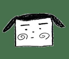 shikaku sankaku tokidoki maru sticker #4774204