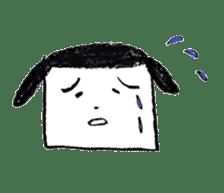 shikaku sankaku tokidoki maru sticker #4774209